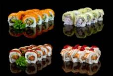 海鲜寿司图片