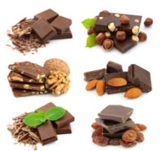 干果巧克力图片