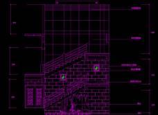 火鍋廳 樓梯間立面圖片