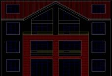 高尔夫别墅 山坡低层别墅图片