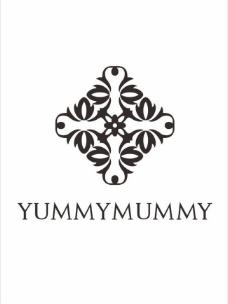 孕肤宝 yummymummy logo图片