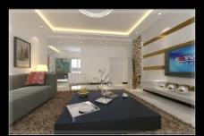 家装设计模型图片