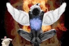 禁锢的天使图片