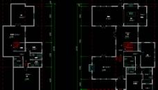 单栋别墅首层 半地下室图片