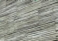 竹模板与混凝土