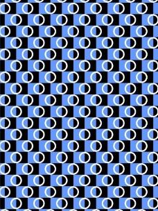 正方形和圆圈几何底纹图片