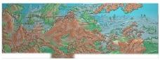 蓬莱仙境图片
