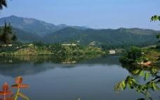南山湖图片