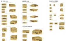 纸箱包装设计图片
