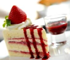 精致小蛋糕图片