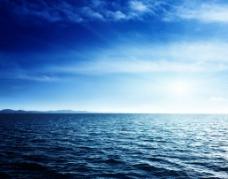 蔚蓝海洋图片