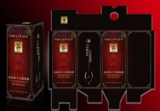 红酒盒图片