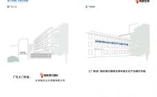 工厂墙体字图片