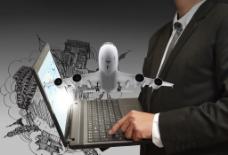 电脑网络科技图片