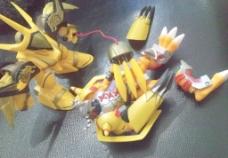 神龙斗士图片