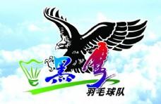 黑鹰标志图片