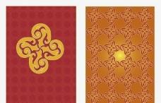 古典灵芝纹样图片