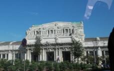 巴黎火车站 法国巴黎图片