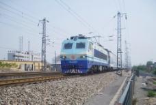 韶山8型电力机车图片