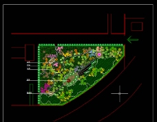 CAD施工图方案图片