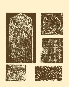 歐洲紋樣圖案圖片