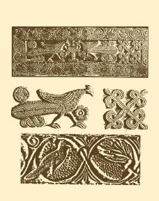 欧洲装饰图案图片