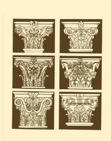 欧洲纹样图案图片