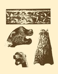 非洲图案图片