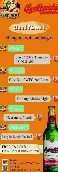 city bull 海报图片