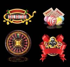 赌场素材图片