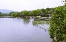 西湖一角图片
