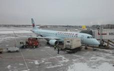 加拿大航空货机图片