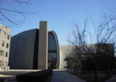 中央美院美术馆北立面图片