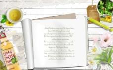 日记素材图片