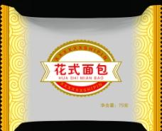 花式面包图片