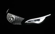 英菲尼迪汽车海报图片