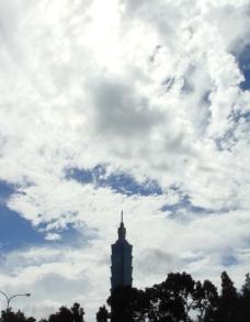 台北早晨图片