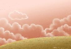 天空漫画图片