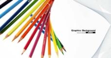 鉛筆創意廣告圖片
