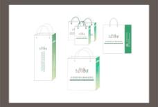 手提袋设计 (效果图)图片