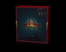红酒盒子设计图片
