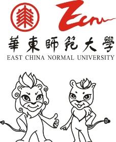 华东师范大学图片