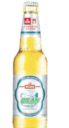 珠江啤酒0度支装图片