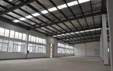 单层钢构厂房图片