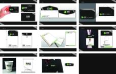 公司VI设计效果图图片