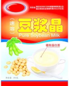 纯豆奶图片
