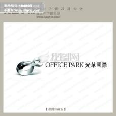 房地产矢量LOGO 光华国际