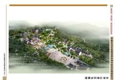 五华山规划鸟瞰图图片