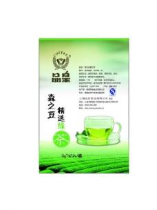 森之豆茶包图片