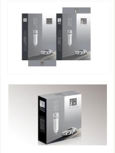 汽车包装盒图片